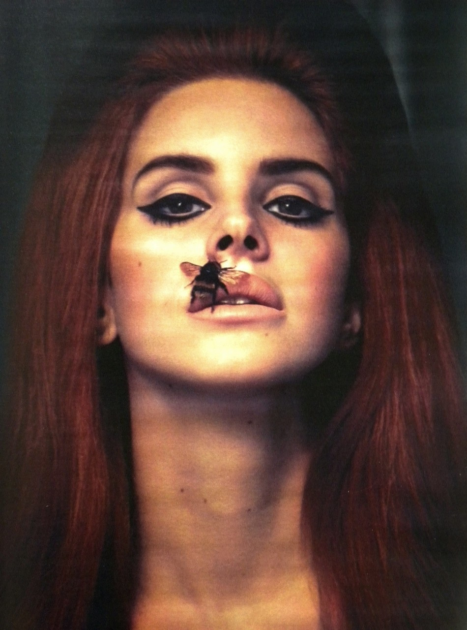 Lana Del Rey By Chris Nicholls For Fashion Magazine: Picture This: Lana Del Rey Scores A Spread In February's