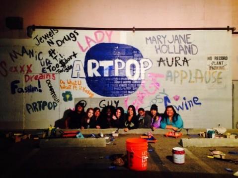 artpop-tracklist-mural