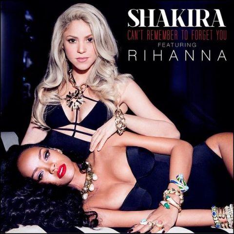 Shakira-Rihana
